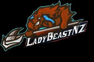 2018 LadyBeastNZ logo